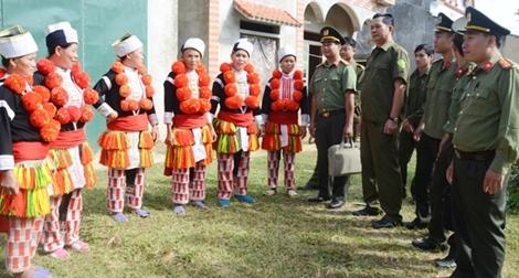 Những chiến sĩ giữ bình yên Tổ quốc