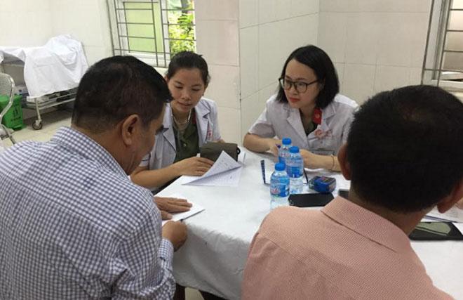 Đoàn thanh niên Bệnh viện Y học cổ truyền – Bộ Công an tổ chức chương trình thiện nguyện - Ảnh minh hoạ 3