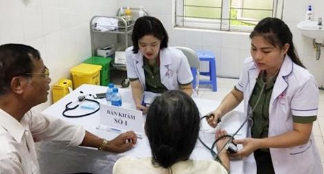 Đoàn thanh niên Bệnh viện Y học cổ truyền – Bộ Công an tổ chức chương trình thiện nguyện
