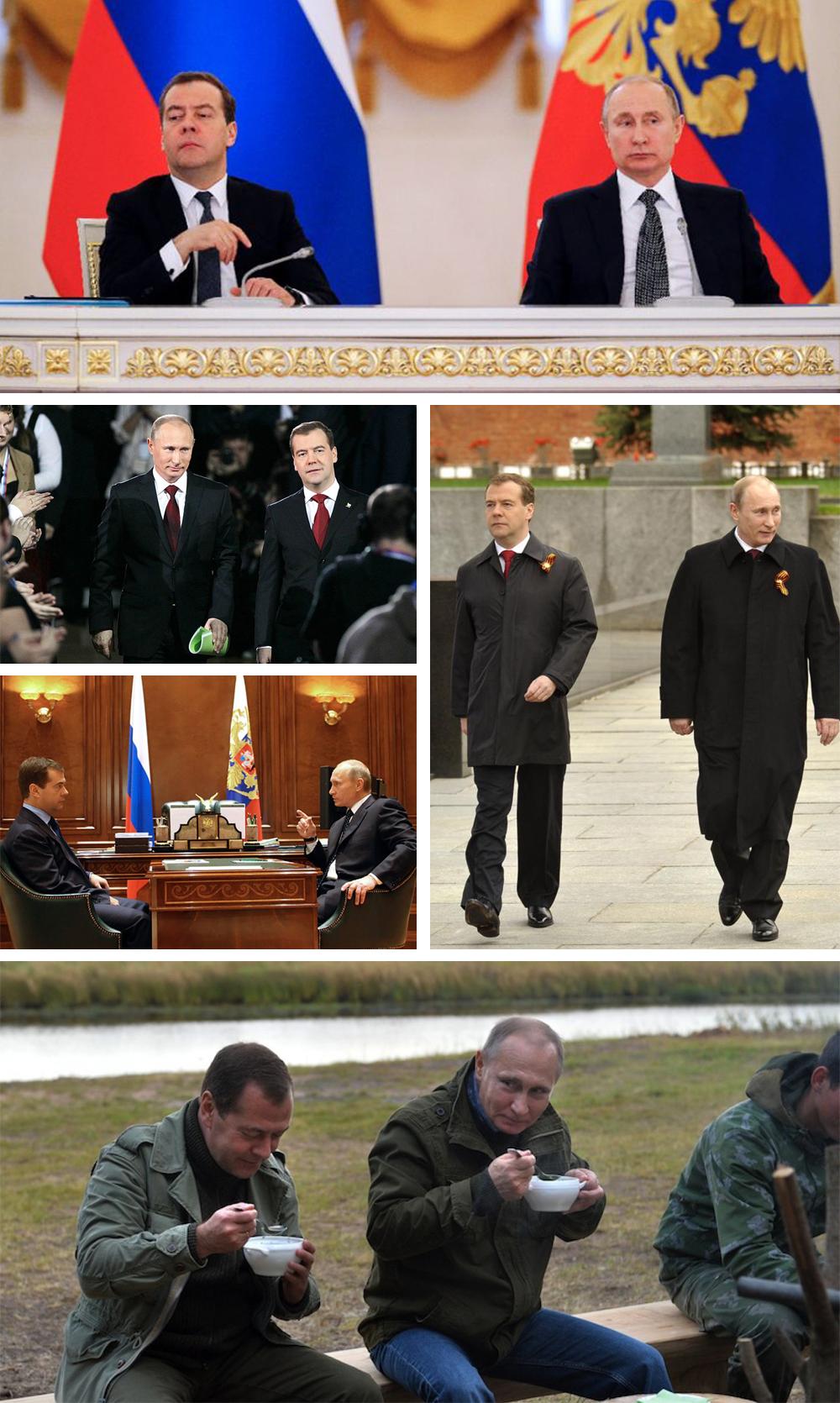 Từ năm 2008 đến năm 2012, ông giữ chức Thủ tướng Nga trong nhiệm kỳ của Tổng thống Dmitry Medvedev.