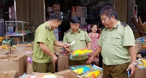 Vĩnh Phúc đẩy mạnh công tác chống buôn lậu, gian lận thương mại