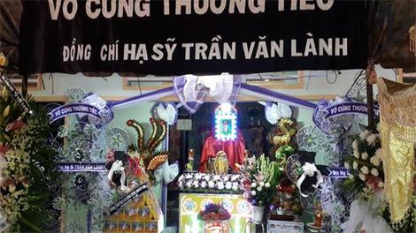 Bộ trưởng Tô Lâm gửi thư thăm hỏi gia đình Hạ sỹ Trần Văn Lành
