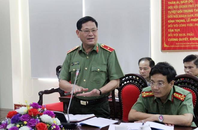 Đoàn kiểm tra của Tỉnh ủy Nghệ An làm việc với Đảng bộ Công an tỉnh - Ảnh minh hoạ 3