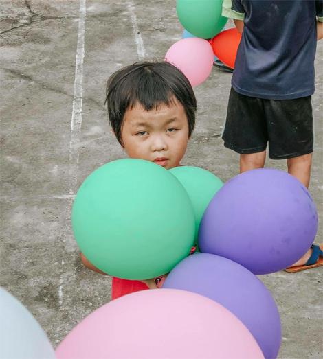 Mang trung thu đến với trẻ em nghèo, mồ côi - Ảnh minh hoạ 5