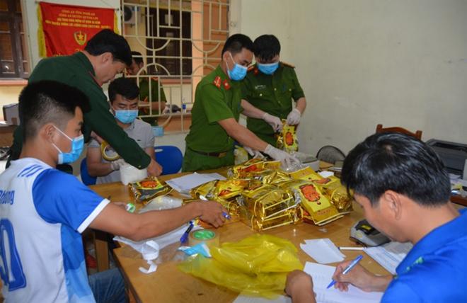 Đoàn kiểm tra của Tỉnh ủy Nghệ An làm việc với Đảng bộ Công an tỉnh - Ảnh minh hoạ 4