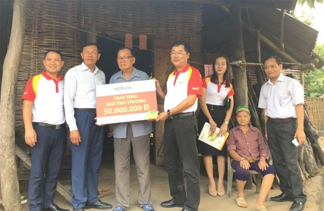 HDBank hỗ trợ xây nhà cho hộ nghèo miền núi Quảng Ninh - Ảnh minh hoạ 3