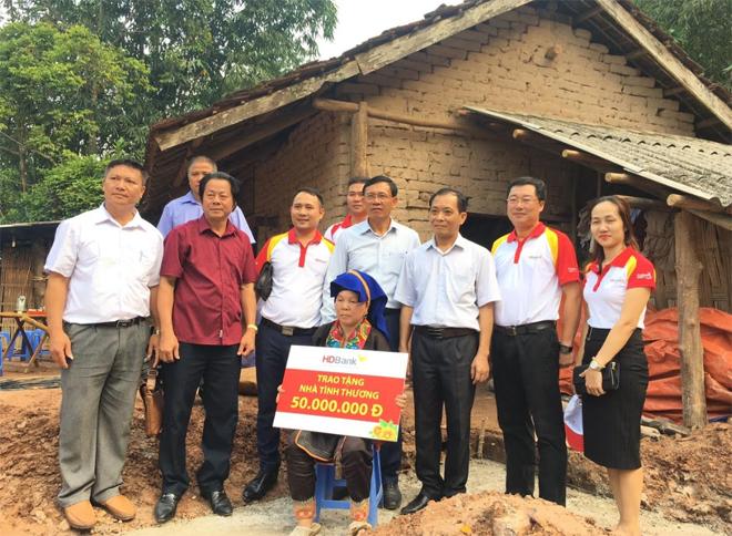 HDBank hỗ trợ xây nhà cho hộ nghèo miền núi Quảng Ninh - Ảnh minh hoạ 2