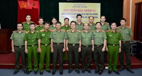 Việt Nam – ASEAN tăng cường hợp tác phòng, chống tội phạm xuyên quốc gia