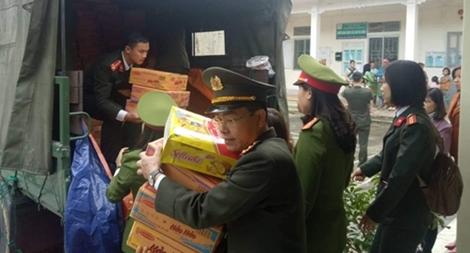 Công an tỉnh Thái Bình: Cho một mùa đông ấm áp