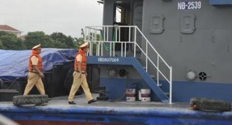 Cảnh sát đường thủy xử lý hơn 22 nghìn trường hợp vi phạm