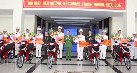 Tinh gọn lực lượng Công an xã ở Sơn La