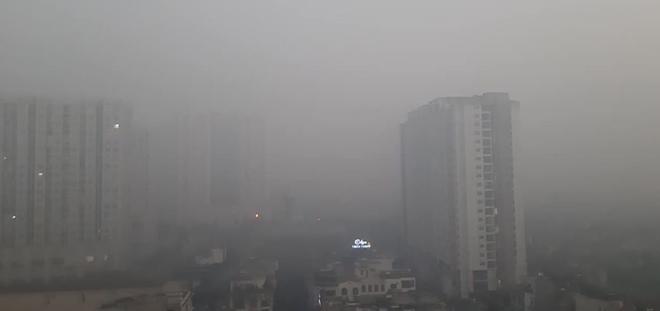 """Ô nhiễm không khí ở mức báo động: Cơ quan chức năng vẫn """"im lìm"""""""