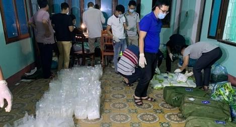 Tấn công trấn áp các loại tội phạm hình sự trên địa bàn tỉnh Quảng Bình