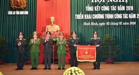 Công an tỉnh Ninh Bình triển khai chương trình công tác năm 2020