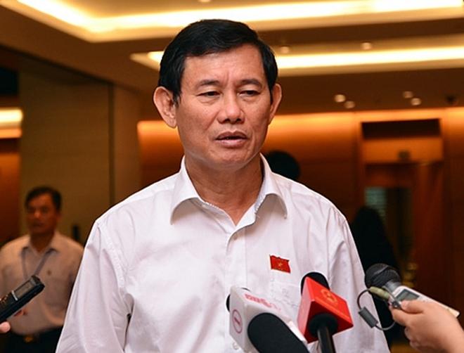 Đại biểu Quốc hội Nguyễn Ngọc Phương.