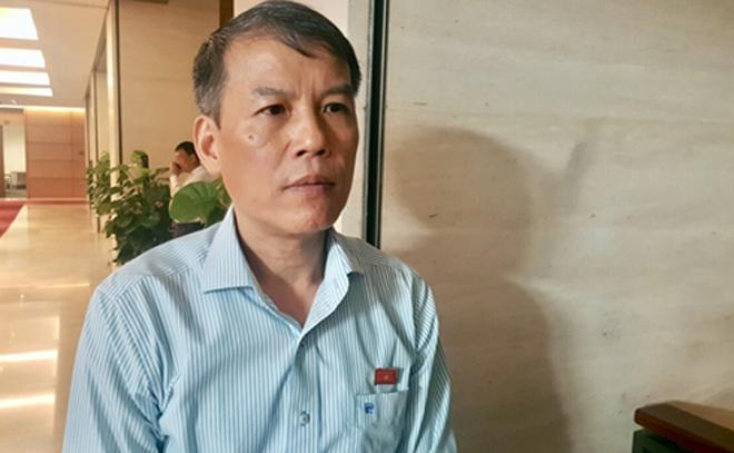 Đại biểu Quốc hội Dương Xuân Hoà.