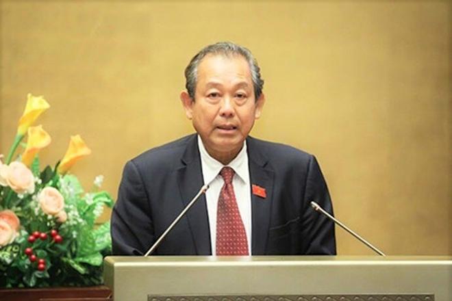 Phó Thủ tướng Thường trực chỉ đạo đảm bảo ATGT sau Tết Canh Tý