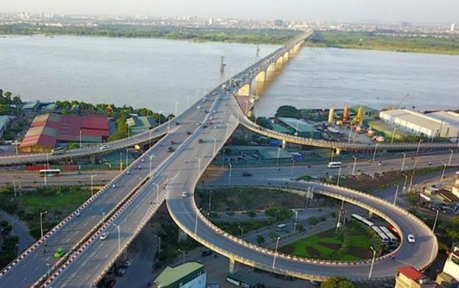 Phê duyệt đầu tư Dự án cầu Vĩnh Tuy giai đoạn 2