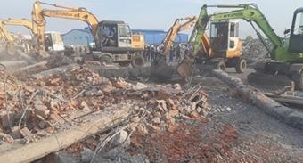 Bắt khẩn cấp 4 đối tượng trong vụ sập công trình ở Đồng Nai