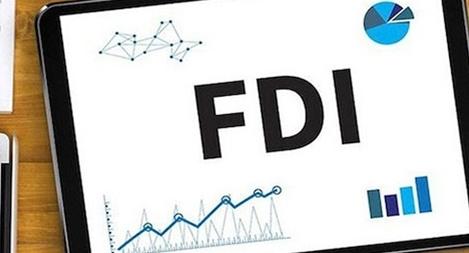 Thu hút vốn đầu tư FDI đạt gần 13,9 tỷ USD