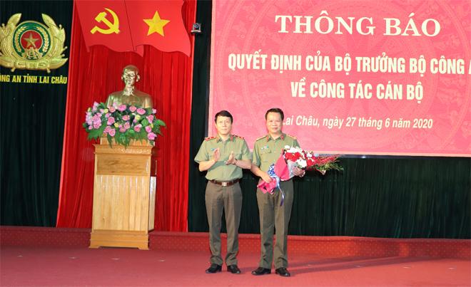 Công bố điều động, bổ nhiệm tân Giám đốc Công an tỉnh Lai Châu, Bắc Kạn - Ảnh minh hoạ 2