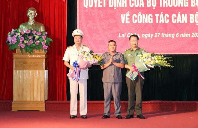 Công bố điều động, bổ nhiệm tân Giám đốc Công an tỉnh Lai Châu, Bắc Kạn - Ảnh minh hoạ 4