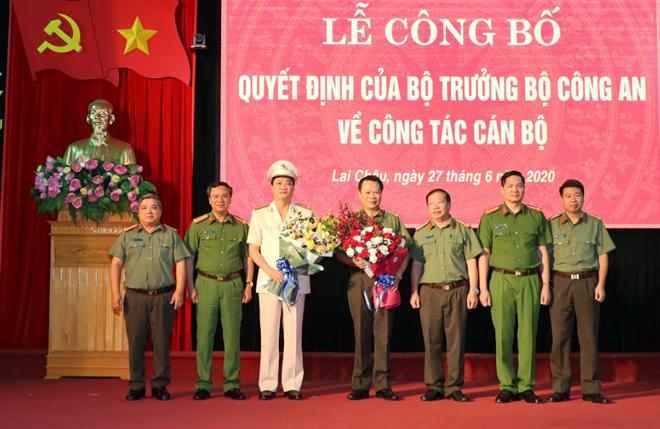 Công bố điều động, bổ nhiệm tân Giám đốc Công an tỉnh Lai Châu, Bắc Kạn - Ảnh minh hoạ 3