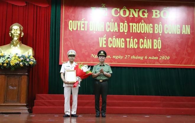 Điều động Đại tá Võ Trọng Hải giữ chức vụ Giám đốc Công an tỉnh Nghệ An - Ảnh minh hoạ 4