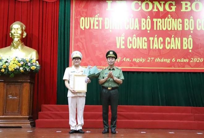 Điều động Đại tá Võ Trọng Hải giữ chức vụ Giám đốc Công an tỉnh Nghệ An - Ảnh minh hoạ 3