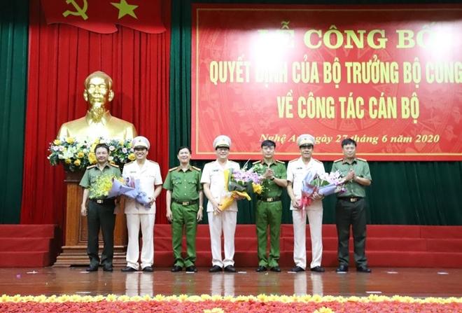 Điều động Đại tá Võ Trọng Hải giữ chức vụ Giám đốc Công an tỉnh Nghệ An - Ảnh minh hoạ 2