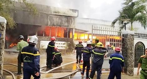 Tăng cường công tác phòng cháy, chữa cháy trong mùa nắng nóng
