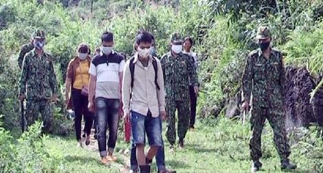 Công điện ngăn chặn việc xuất, nhập cảnh vào Việt Nam trái phép