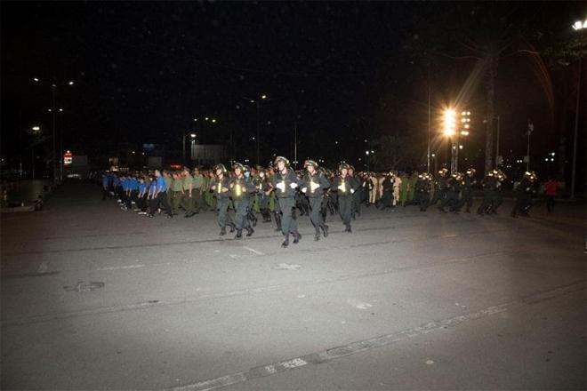 Công an Đồng Nai thực hiện cao điểm tấn công trấn áp tội phạm - Ảnh minh hoạ 2