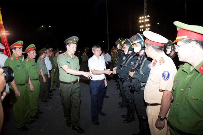 Công an Đồng Nai thực hiện cao điểm tấn công trấn áp tội phạm - Ảnh minh hoạ 4