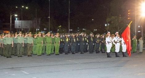 Công an Đồng Nai thực hiện cao điểm tấn công trấn áp tội phạm
