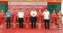 Khánh thành các công trình chào mừng Đại hội Đảng bộ Agribank