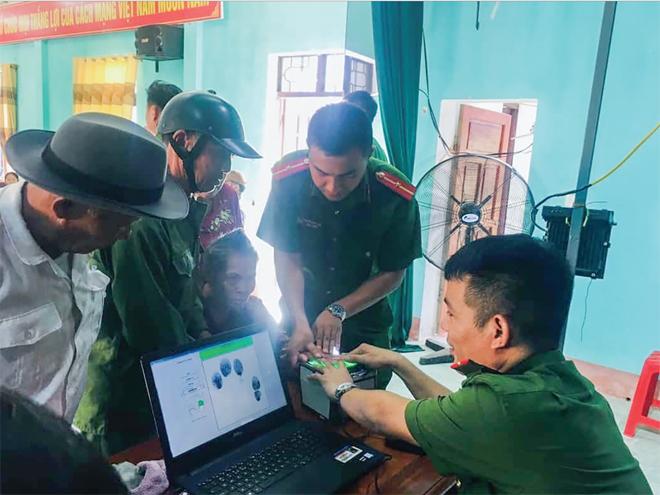 Đón đầu công nghệ 4.0 phục vụ nhân dân