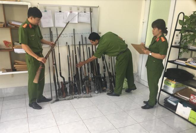 Công an Đắk Nông vận động giao nộp và thu hồi được 362 súng tự chế các loại - Ảnh minh hoạ 3