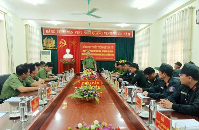 Nỗ lực bảo đảm tốt ANTT tỉnh Điện Biên - Ảnh minh hoạ 3
