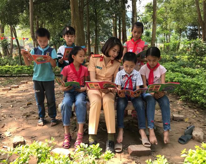 Nhiều sáng tạo của CSGT Lạng Sơn trong tuyên truyền về ATGT - Ảnh minh hoạ 3