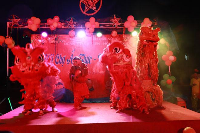 Công an tỉnh Đắk Nông tổ chức Tết Trung thu cho con em cán bộ chiến sĩ - Ảnh minh hoạ 4