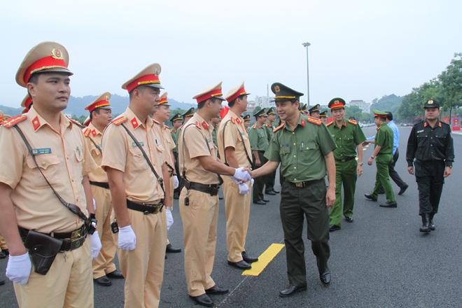 Công an tỉnh Lào Cai ra quân tấn công trấn áp tội phạm