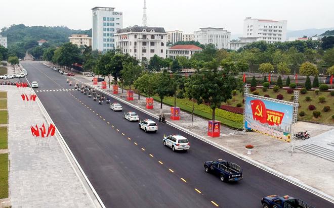 Công an tỉnh Lào Cai ra quân tấn công trấn áp tội phạm - Ảnh minh hoạ 2