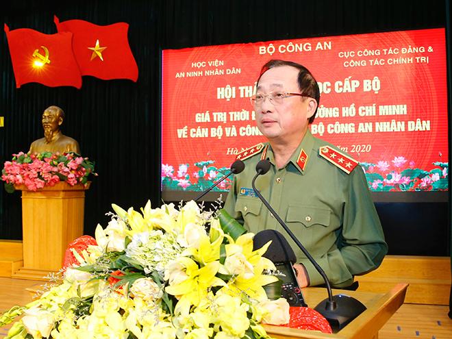 Giá trị thời đại của tư tưởng Hồ Chí Minh về cán bộ và công tác cán bộ CAND - Ảnh minh hoạ 2