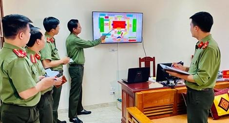 Bảo đảm ANTT từ cơ sở vì thành công của ĐHĐB Đảng bộ tỉnh Thanh Hóa