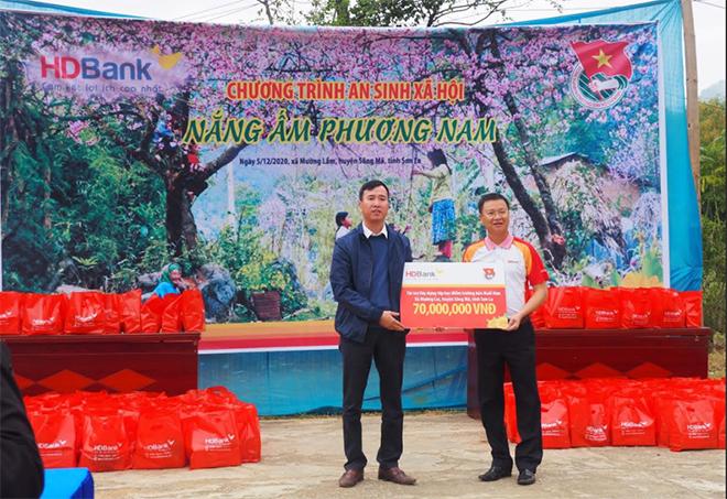 HDBank tặng quà cho bà con miền núi tỉnh Sơn La - Ảnh minh hoạ 2