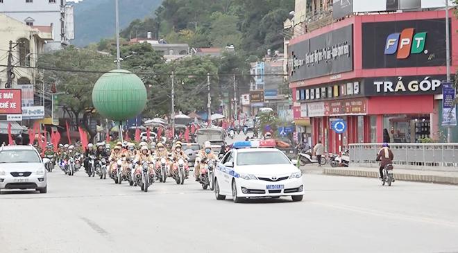 Công an tỉnh Cao Bằng: Trấn áp mạnh các loại tội phạm