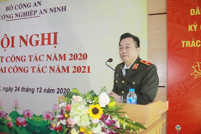 Đẩy mạnh phát triển công nghiệp an ninh đáp ứng yêu cầu công tác Công an trong tình hình mới - Ảnh minh hoạ 2