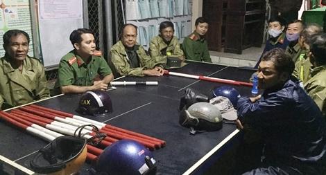 Vì bình yên của mỗi phum sóc Khmer