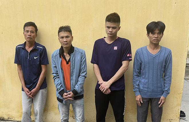 Công an huyện Thọ Xuân liên tiếp phá thành công nhiều vụ án ma túy